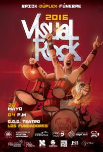 visual rock